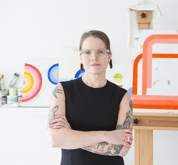 Artist Lisa Congdon on why blogging is important for artists.