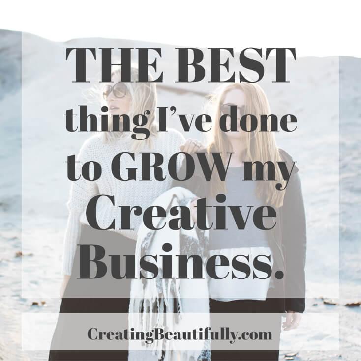 Grow Your Creative Business with an Accountability Partner