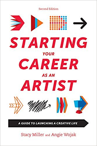 10 books for professional artists: Starting Your Career as an Artist: A Guide to Launching a Creative Life