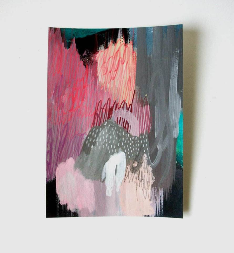 """Artist Interview with PrettyLittleThieves on Creating Beautifully.com """"the things that passed"""""""