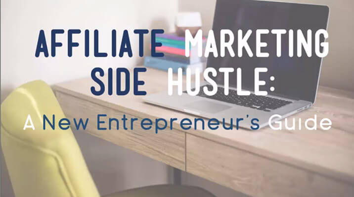 20+ Creative Business Classes You Can Take On Skillshare: Affiliate Marketing Side Hustle: A New Entrepreneur's Guide