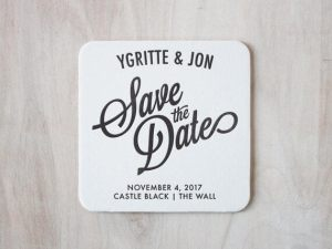Inspired by the new TV show called Making It: These Etsy Shops Would Get a Winner's Patch from Me! WEDDING winner: SimplyPressedPS!