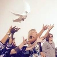Syrian Crisis Dove Release Ceremonies