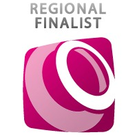 I'm a regional finalist in the Wedding Industry Awards!