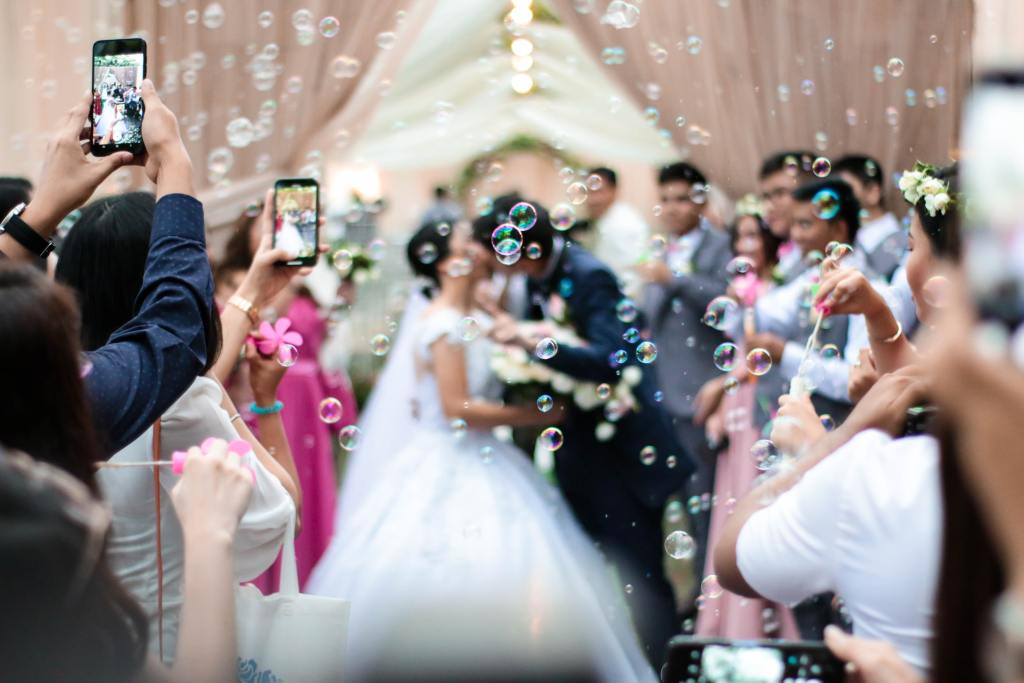 What is an unplugged wedding and why should we have one? ~ Sussex celebrant Claire Bradford of Creating Ceremony