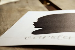Your New Friend Sam Papercut Silhouette of Camden 661