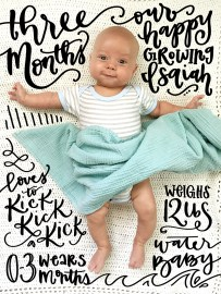 sam-allen-creates-handlettered-isaiah-baby-three-months
