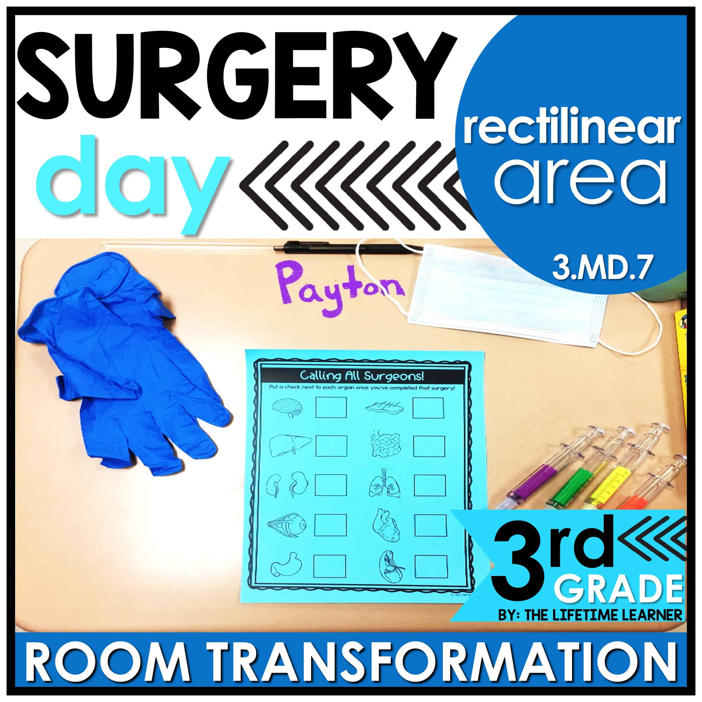 hight resolution of Rectilinear Area   Math Surgery Classroom Transformation - The Lifetime  Learner