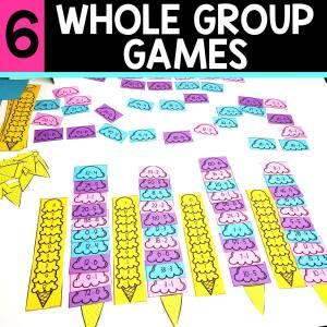 back to school resources whole group games