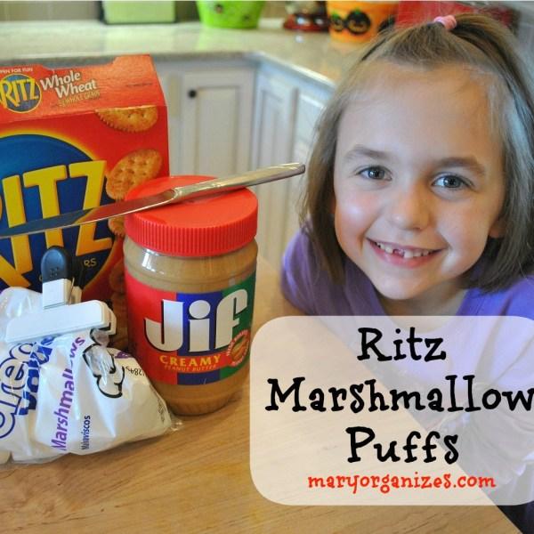 Ritz Marshmallow Puff