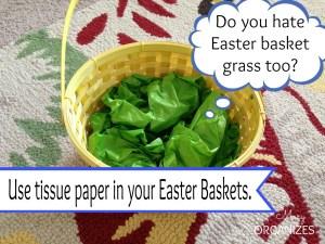 Easter Baskets: Revealed