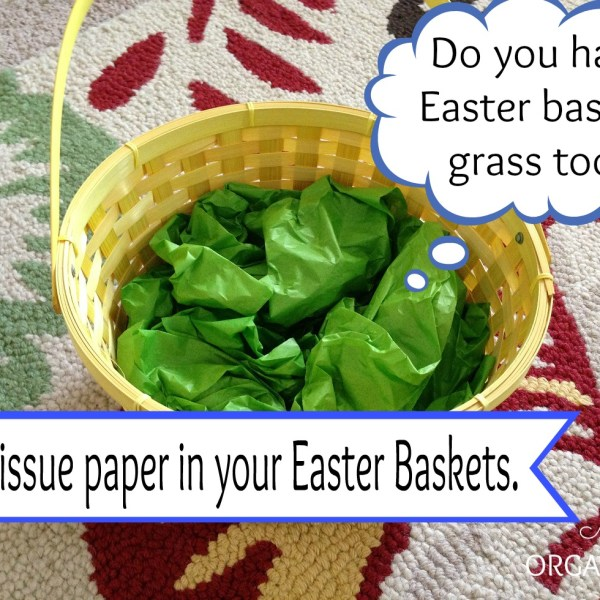 Easter Baskets: Revealed
