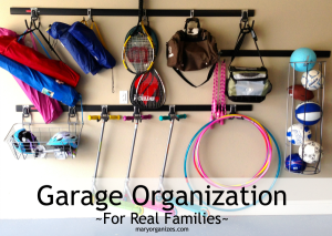 Garage Organization for Real Families