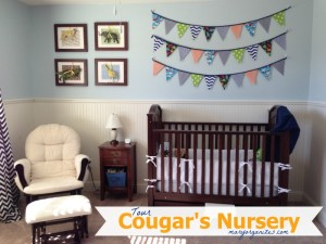 Tour Cougar's Nursery