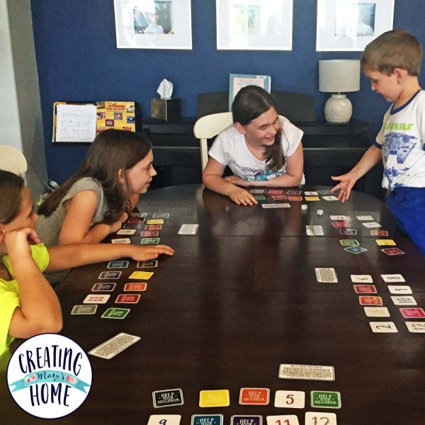 GAME: Help Your Neighbor! {FREE PRINTABLE}