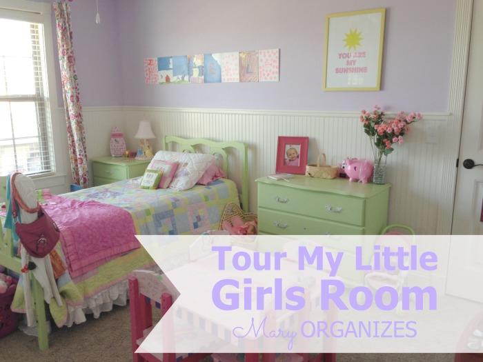 Tour My Little Girls Room