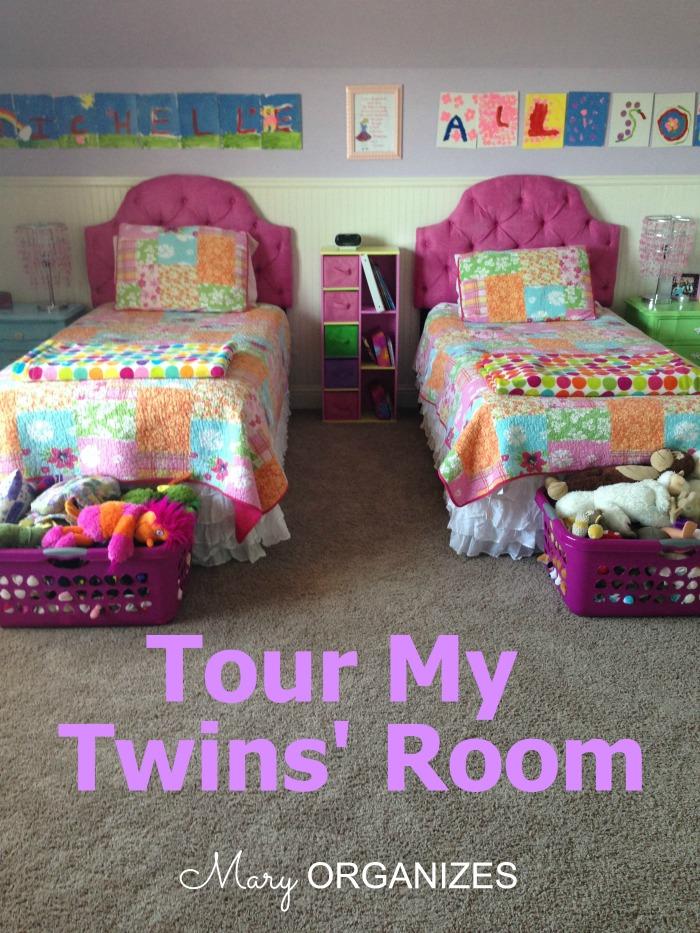 Tour My Twins Room