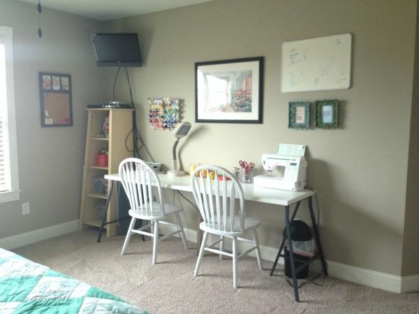 Tour My Craft Room 14