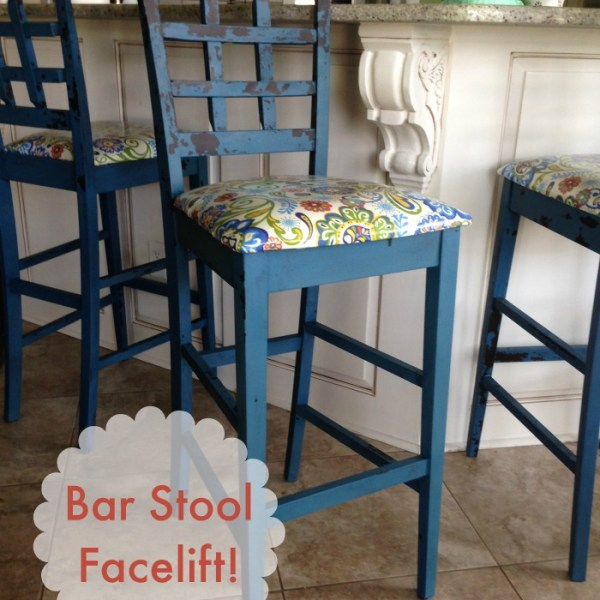 Bar Stool Redo