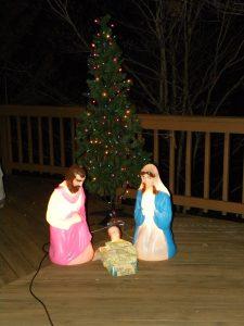 Christmas Tree 70f