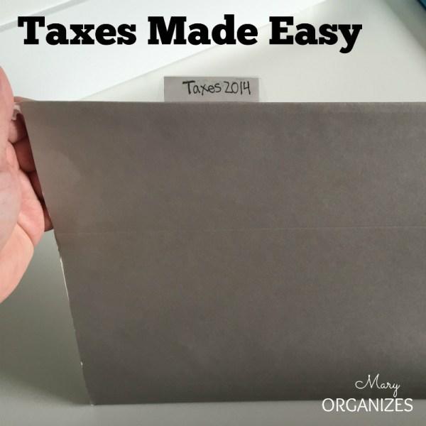 Taxes Made Easy