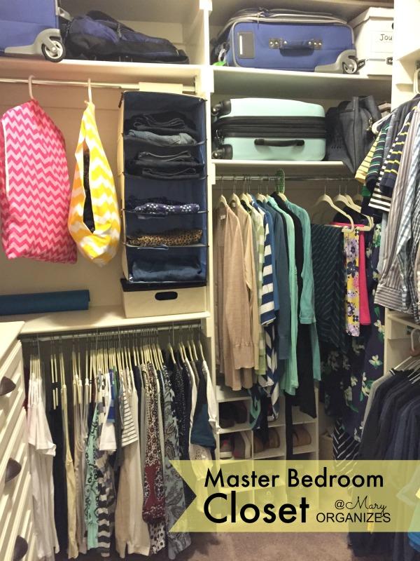 MBR Closet - my side