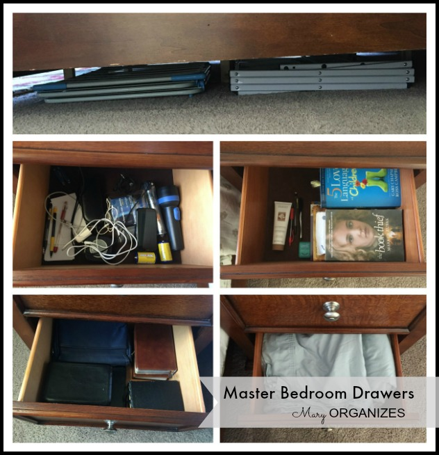 MBR Drawers - Nightstand Drawers and Underbed