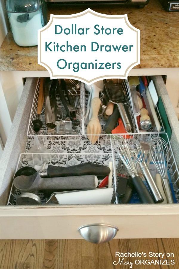 Rachelle - Kitchen Drawers