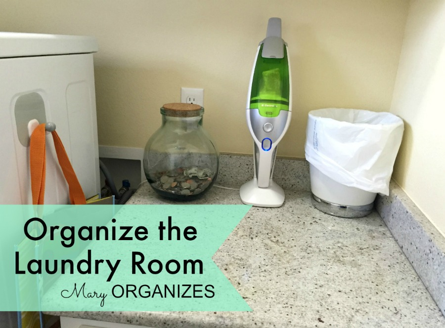 Mary Organizes - Organize the Laundry Room - 10
