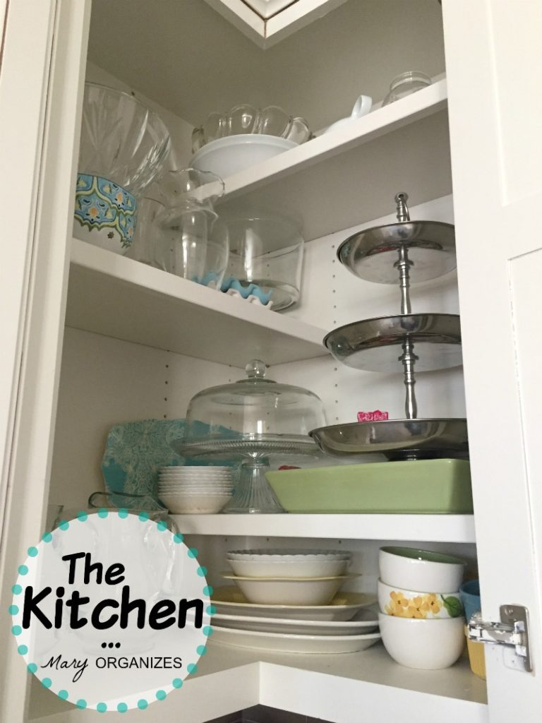 The Kitchen - Serving Dishes