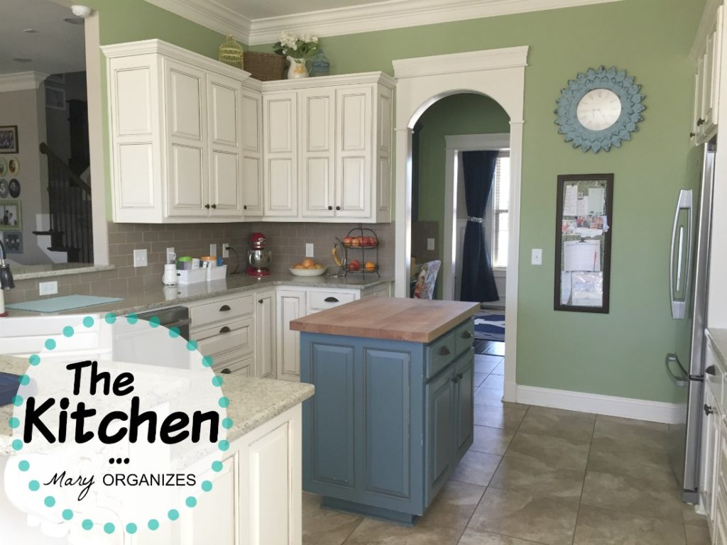 The Kitchen - blue island