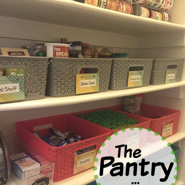 The Pantry {Home Tour}
