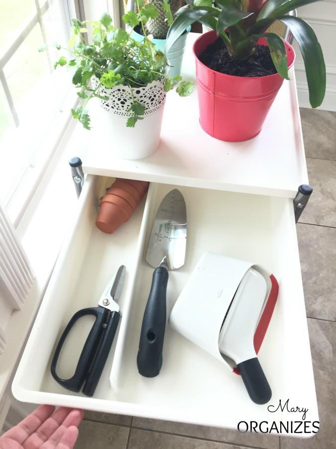 my garden drawer