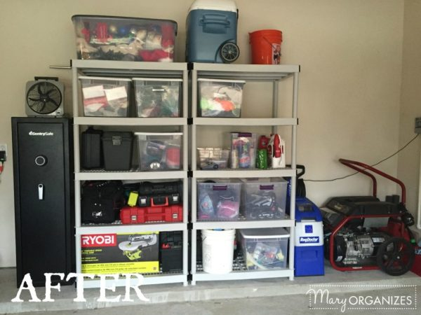 AR Garage Makeover AFTER 2