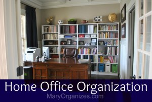 Home Office In Progress {Step 1: Declutter}