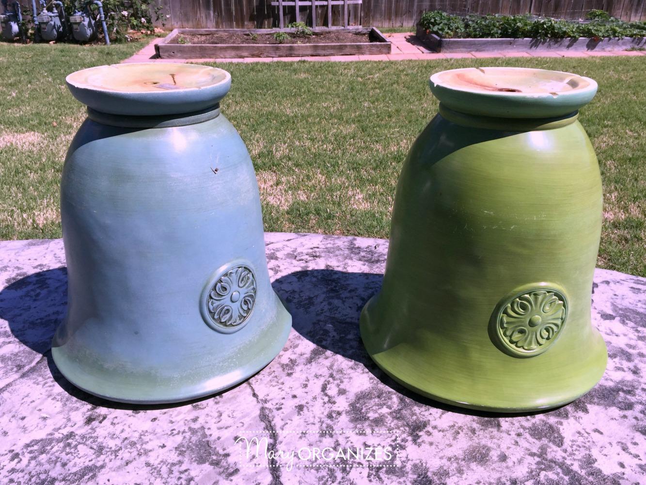 Planter Refresh and Hydrangea Propagation 3