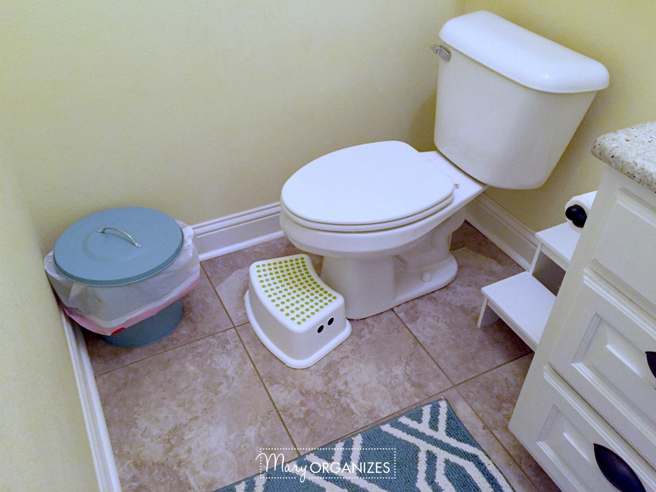 Powder Bathroom Tour 11