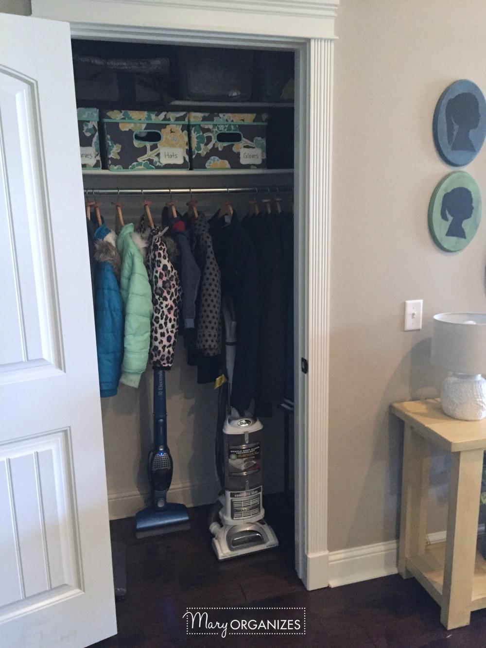Peek in my Coat Closet 1