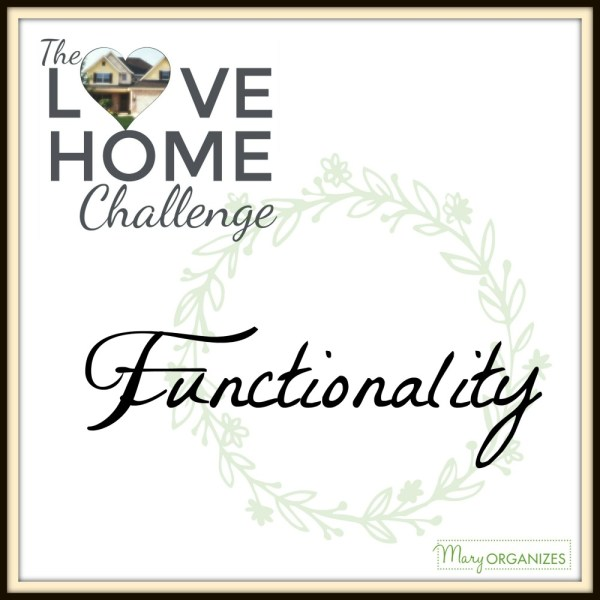 Functionality – Love Home Challenge