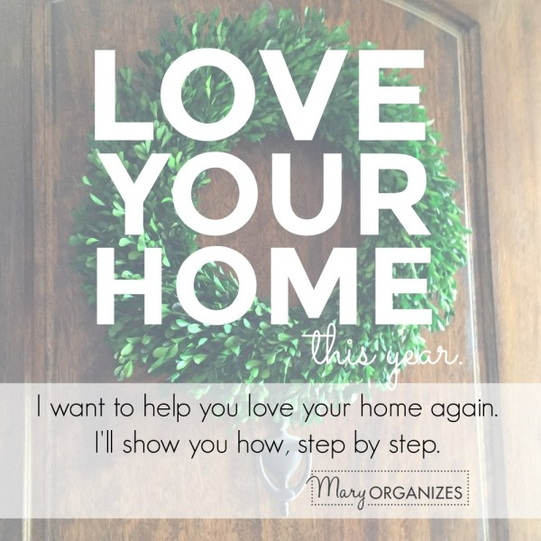 Love Your Home this year.