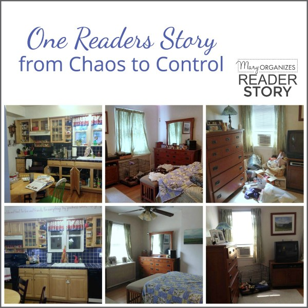 One Readers Story from Chaos to Control