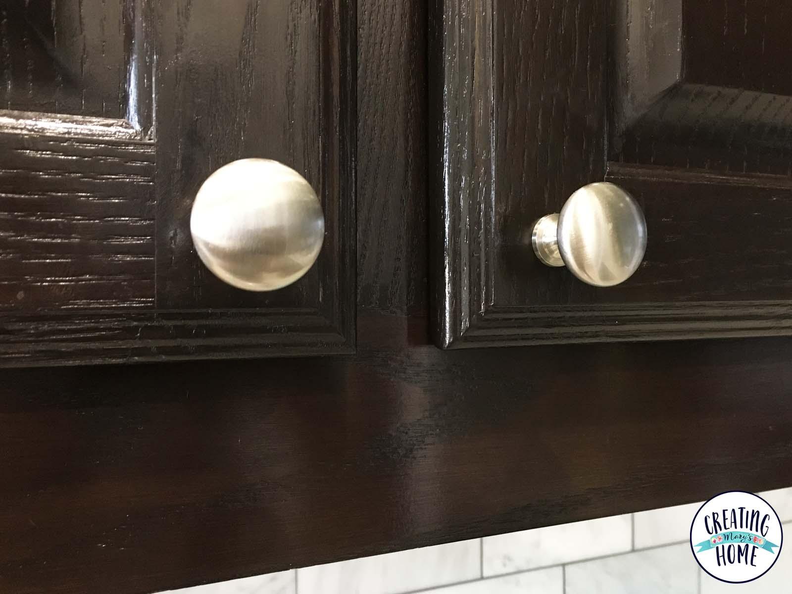 Gorgeous enormous knobs