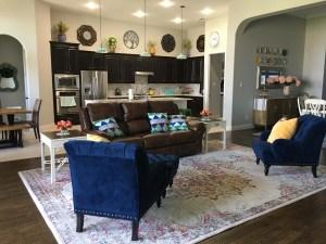 Living Room Evolution