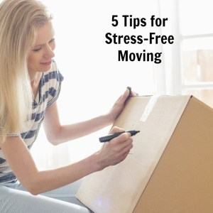 Tips for Stress-Free Moving