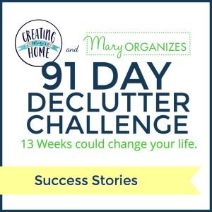 It's A Wrap: Declutter Challenge Success Stories!