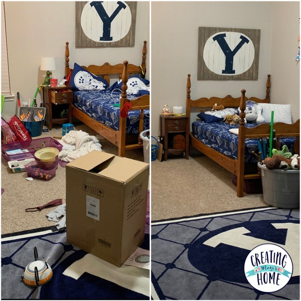 B's Room – It's About Progress