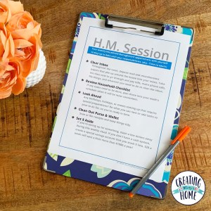 The H.M. Session (a.k.a. How To Adult)