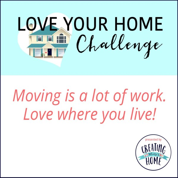 The Love Home Challenge