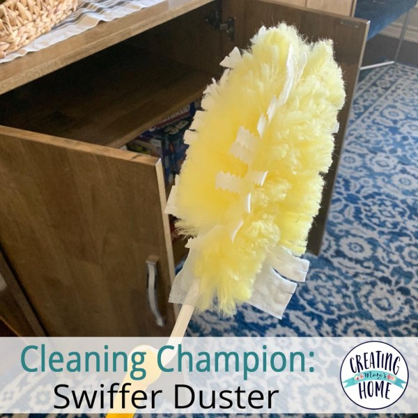 Cleaning Champion: Swiffer Duster