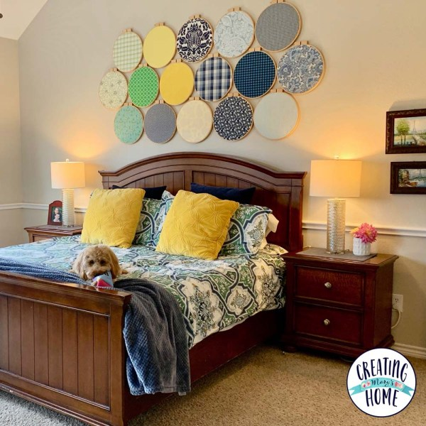 Master Bedroom Tour (Texas Room #2)